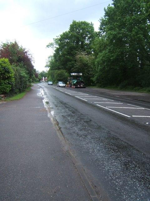 A281 at Bramley