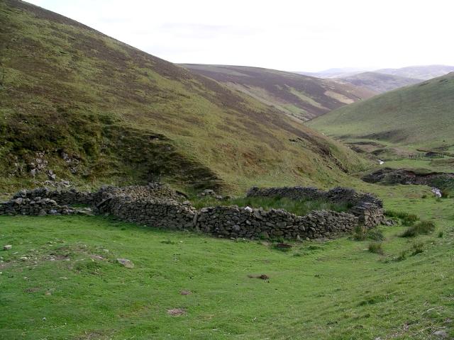 Sheepfold, North Burn
