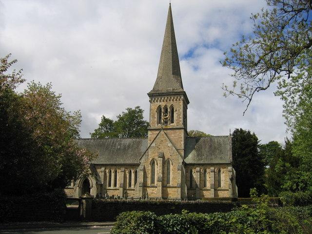 Whitfield Holy Trinity Church