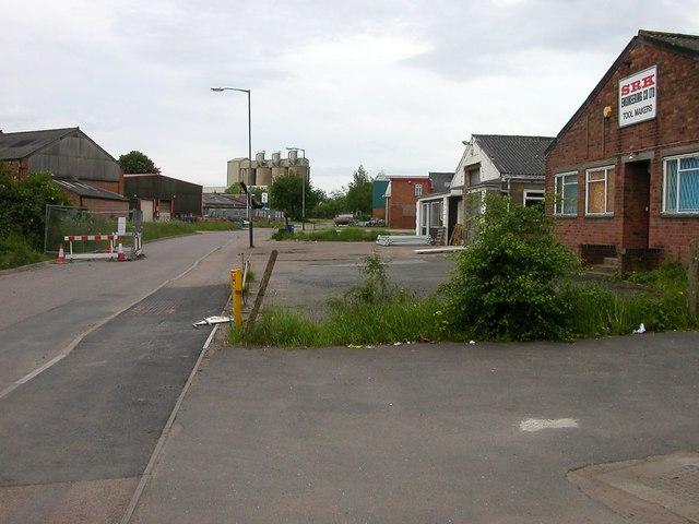 New Bilton - Paynes Lane
