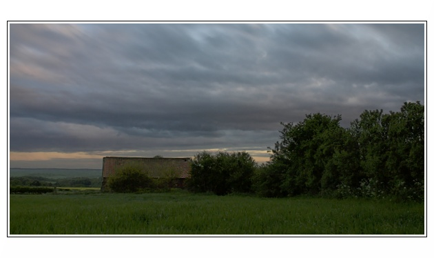 Isolated Barn East of Hutton-le-Hole