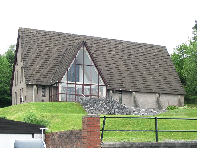 St David's Church, Hendy
