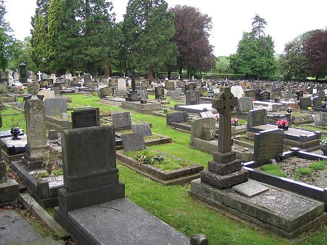 Rhydgoch Cemetery, Pontarddulais