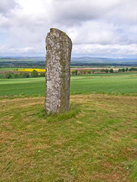 The Pictish Stone at High Keillor