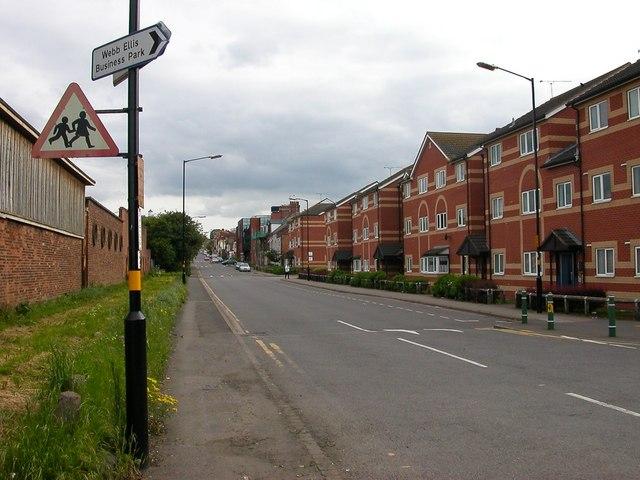 Rugby - Railway Terrace