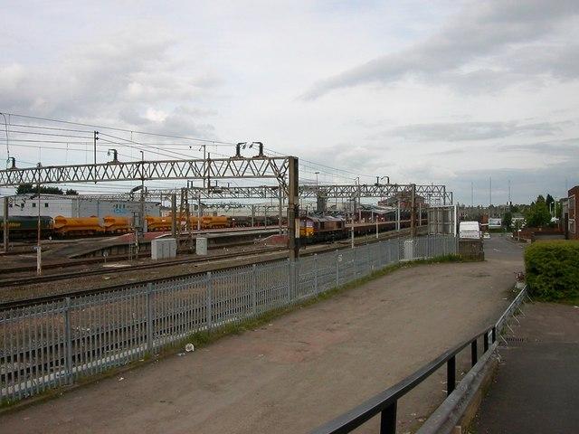Rugby - Midland Station