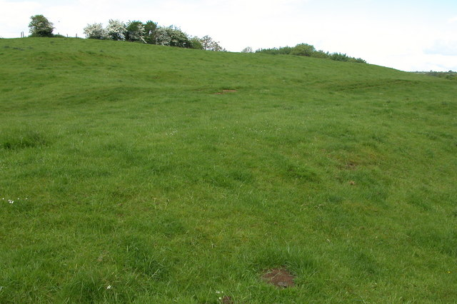 Site of the medieval village of Lower Harford
