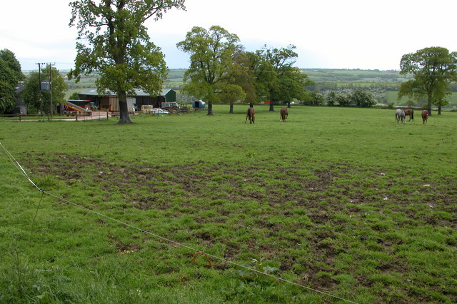 Grange Hill Farm, near Naunton