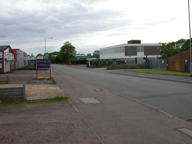 New Bilton - Somers Road