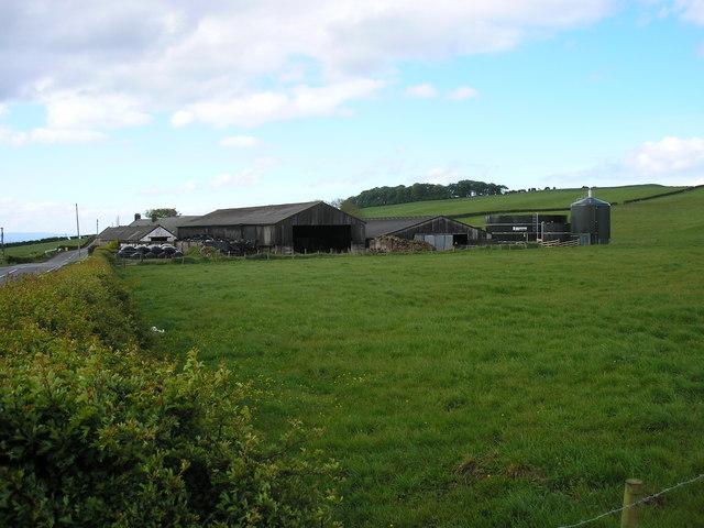 Meikle Laught Farm