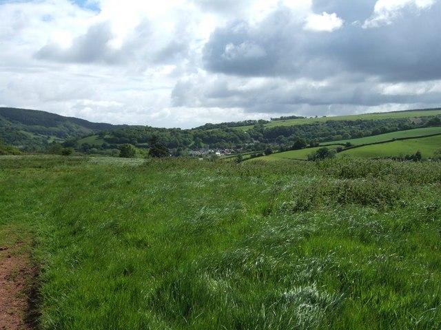 Fields near Well Farm