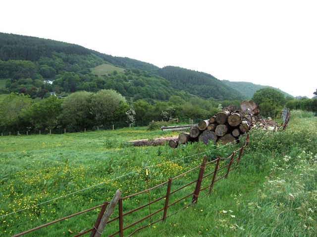 Opposite Totterdown Farm