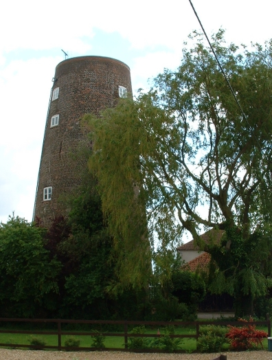 The Old Mill, Gedney Hill