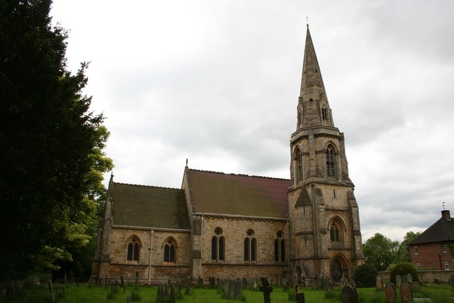 All Saints' church, Nocton