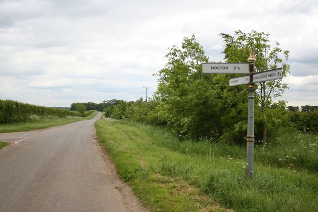 Bloxholm Lane