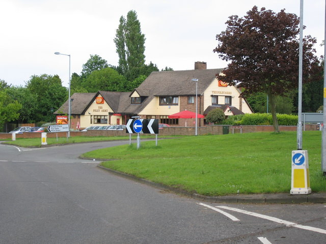 The Foley Arms Public House, Walsall