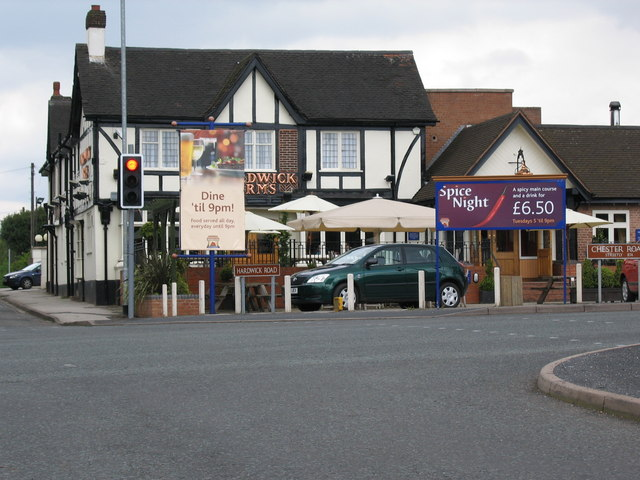 The Hardwick Arms Public House