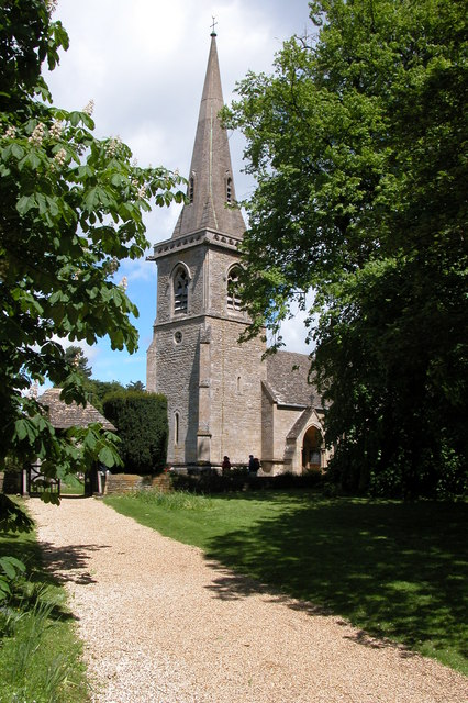St Mary's Church, Lower Slaughter