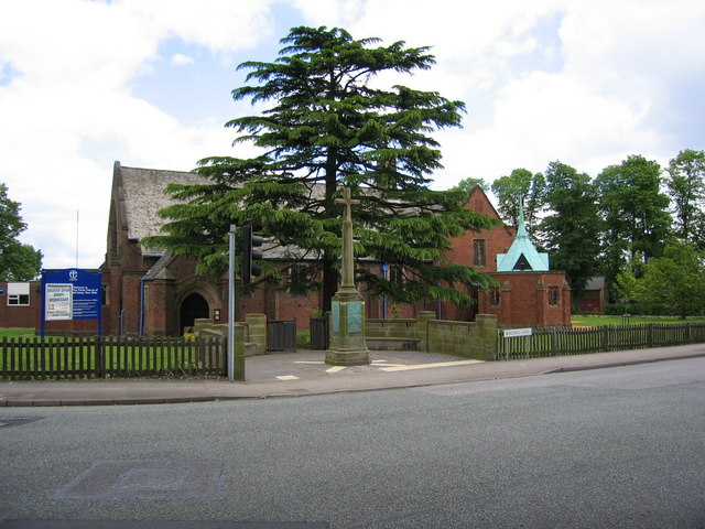 All Saints Parish Church, Four Oaks