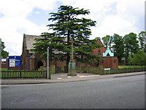 SP1098 : All Saints Parish Church, Four Oaks by Frank Smith