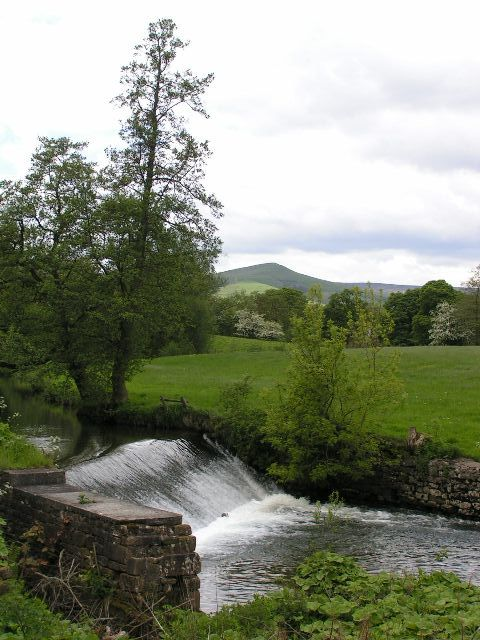 River Noe, Brough