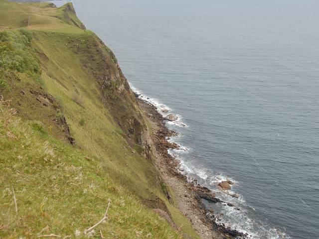 Coastline near Tote
