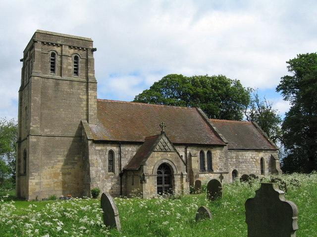 Moor Monkton Church