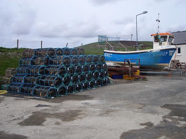 Tingwall pier