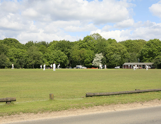 Cricket Ground, Burley