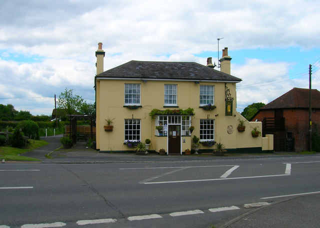Golden Cross Inn, Golden Cross