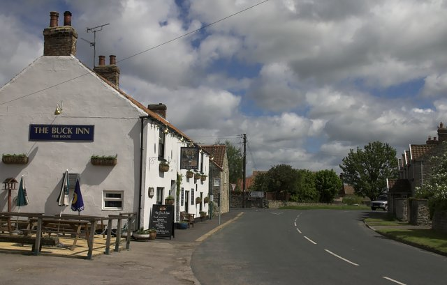 Wrelton and the Buck Inn
