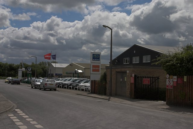 Thornton Road Industrial Estate