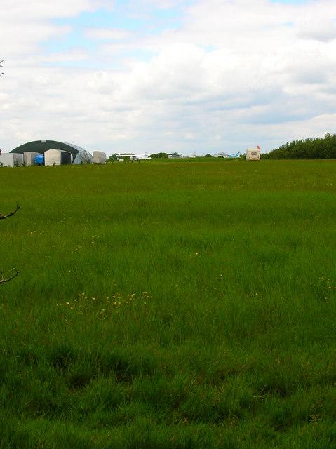 Deanland Airfield