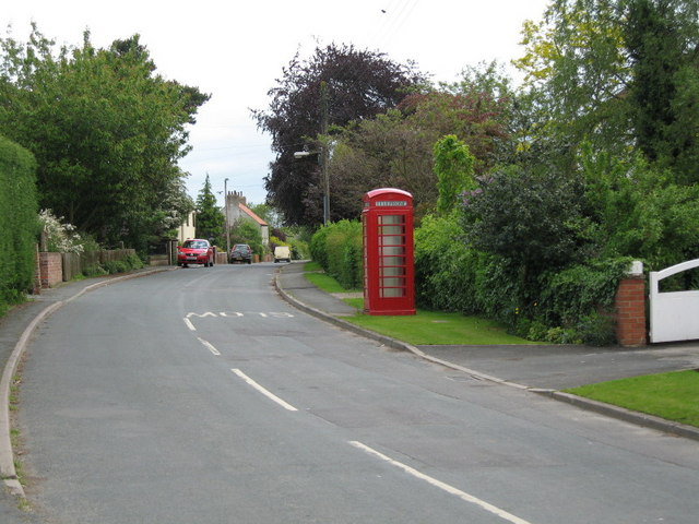 West End of Moor Monkton