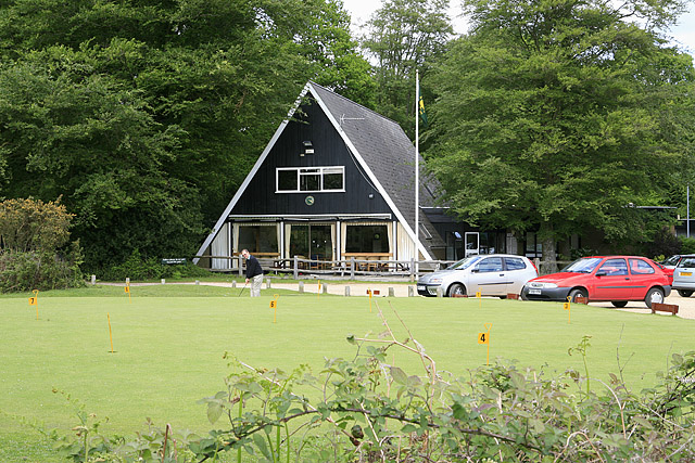 Burley Golf Clubhouse, Cott Lane, Burley