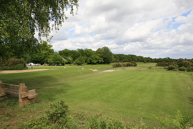 Burley Golf Club course, Cott Lane