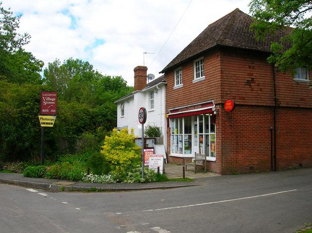 Laughton Village Stores