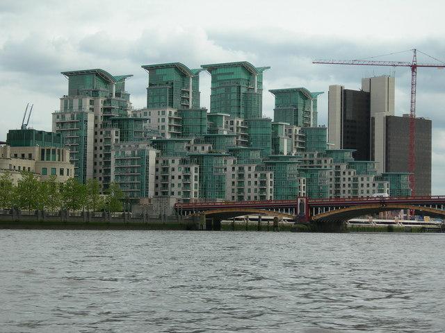 St George Wharf, SW8