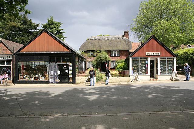 Burley Garage Cottage, Ringwood Road, Burley