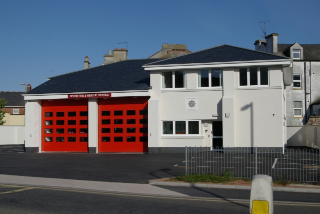 Teignmouth New Fire Station