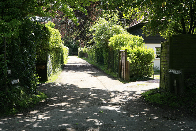 Clough Lane, Burley