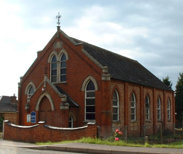 The Methodist Chapel, Wisbech St Mary