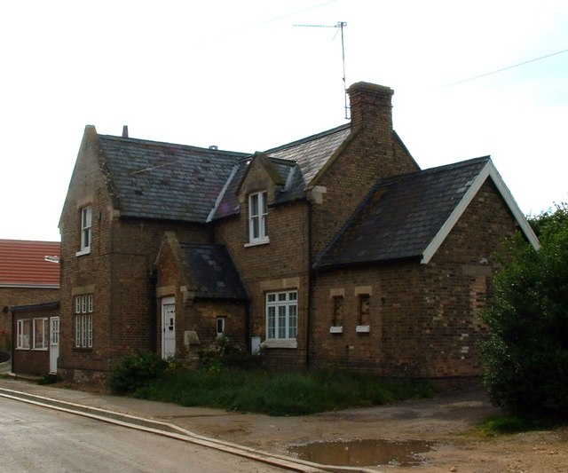 Station House, Wisbech St Mary