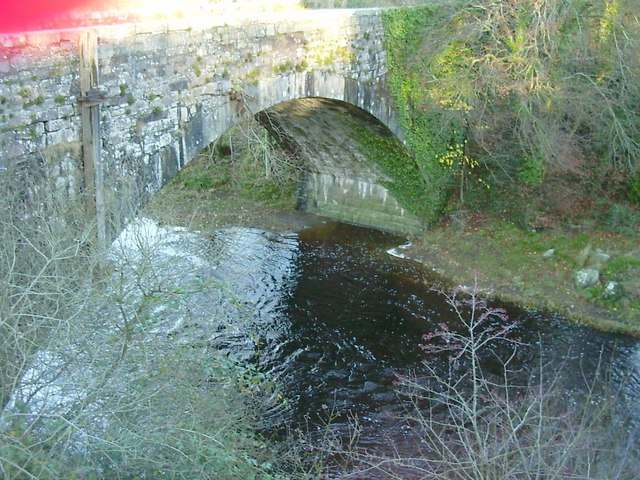 The Old Ramhill Bridge