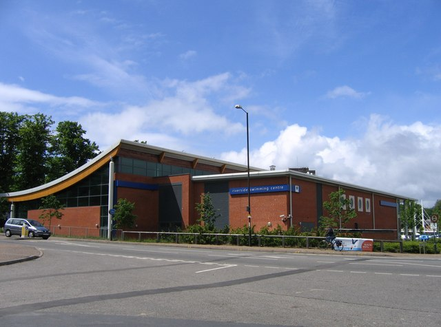 Riverside Swimming Centre Norwich Graham Hardy Cc By Sa 2 0 Geograph Britain And Ireland