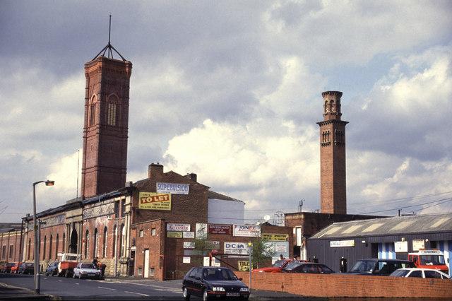 Tower Works, Leeds