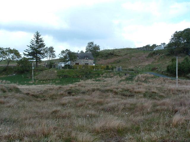 Farmhouse at Ardchoirk