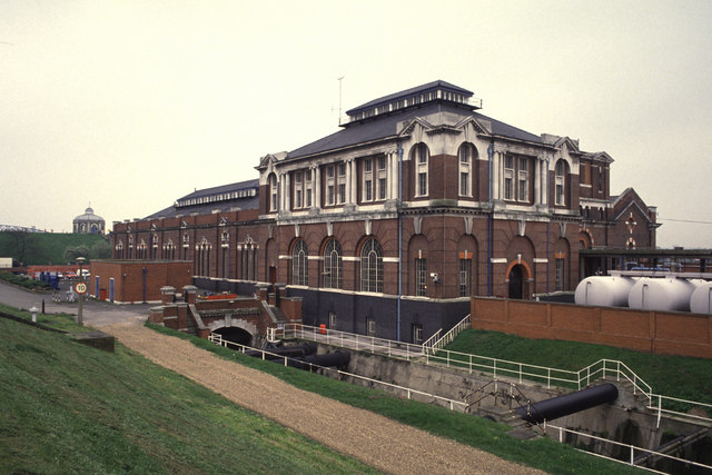 Walton Pumping station