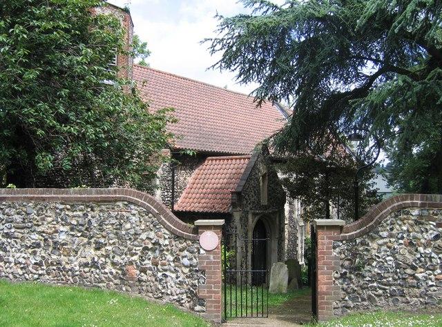St Etheldreda, Norwich