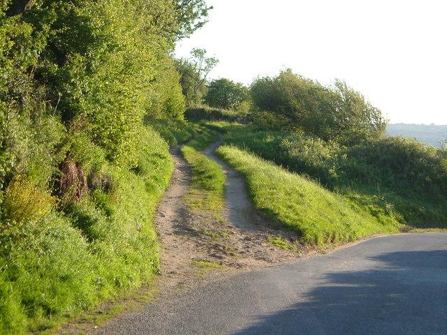 Track to Higher Pudsham
